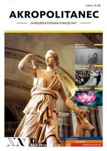 Akropolitanec - mar 2021