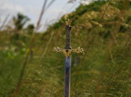 símbolo espada
