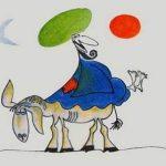 Anécdotas filosóficas: un ladrón roba a Nasrudín